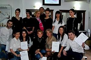 Geta Marin Hair Academy